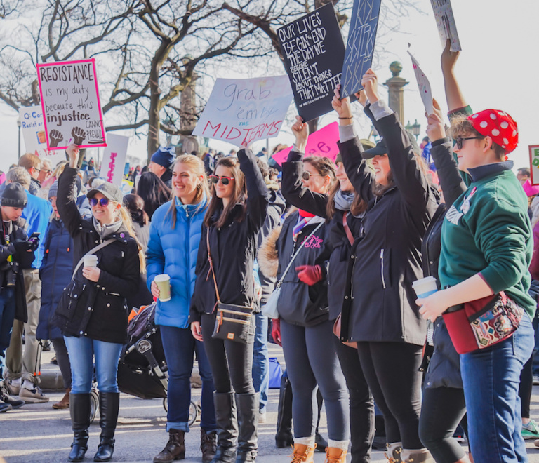womensmarch, sharethelove, expat wife, womens rights