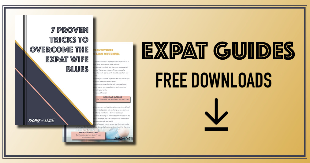 expat guides, download, sharethelove