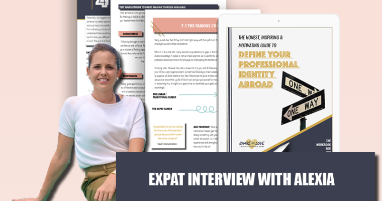 Expat Interview with Alexia