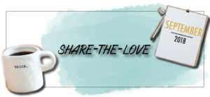 september, inpspiration, monthly, sharethelove