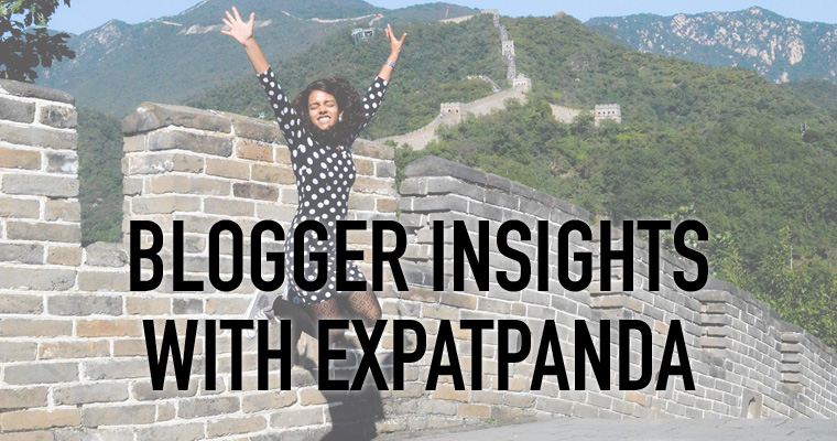 When a hobby turns into a professional blog: The story of  the blog Expatpanda
