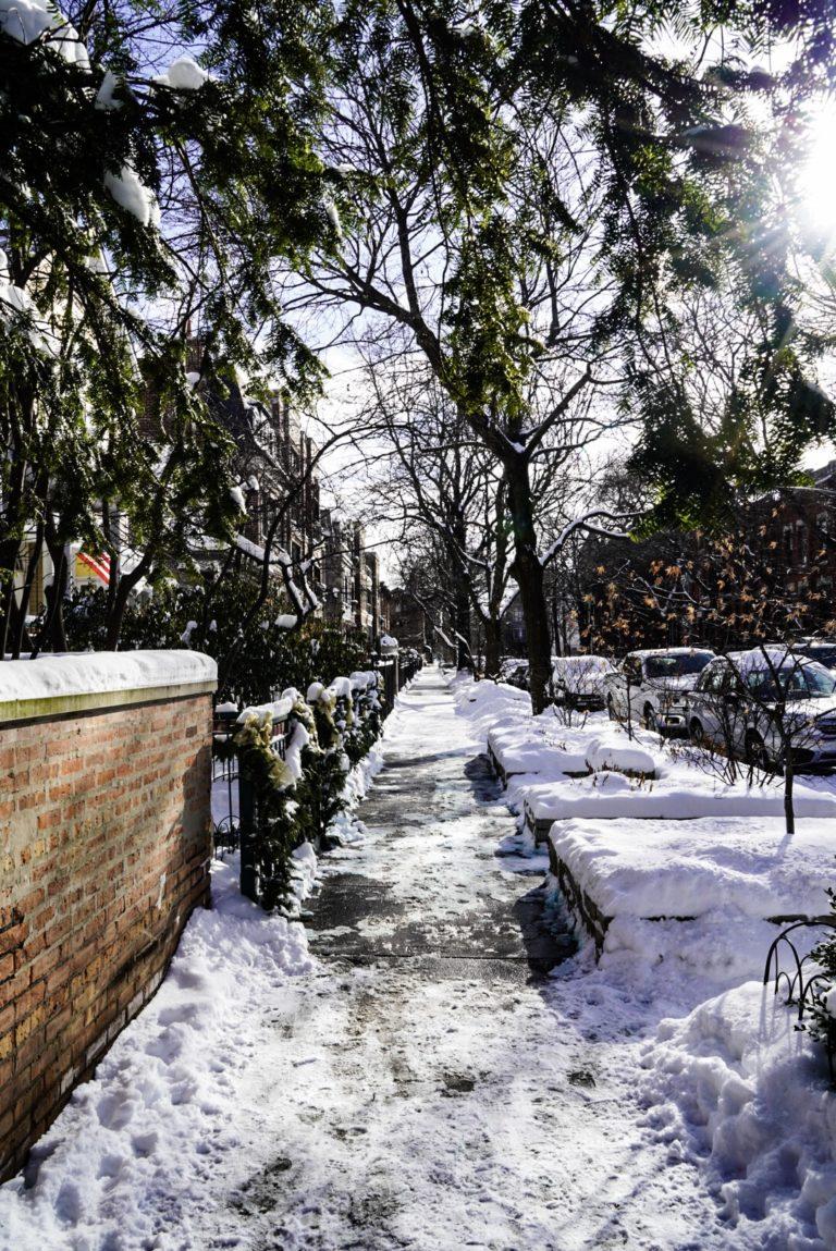 chicago winter