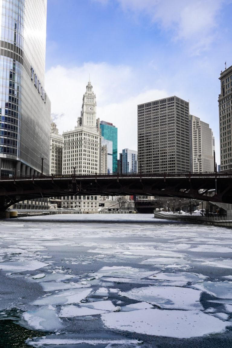 chicago, winter