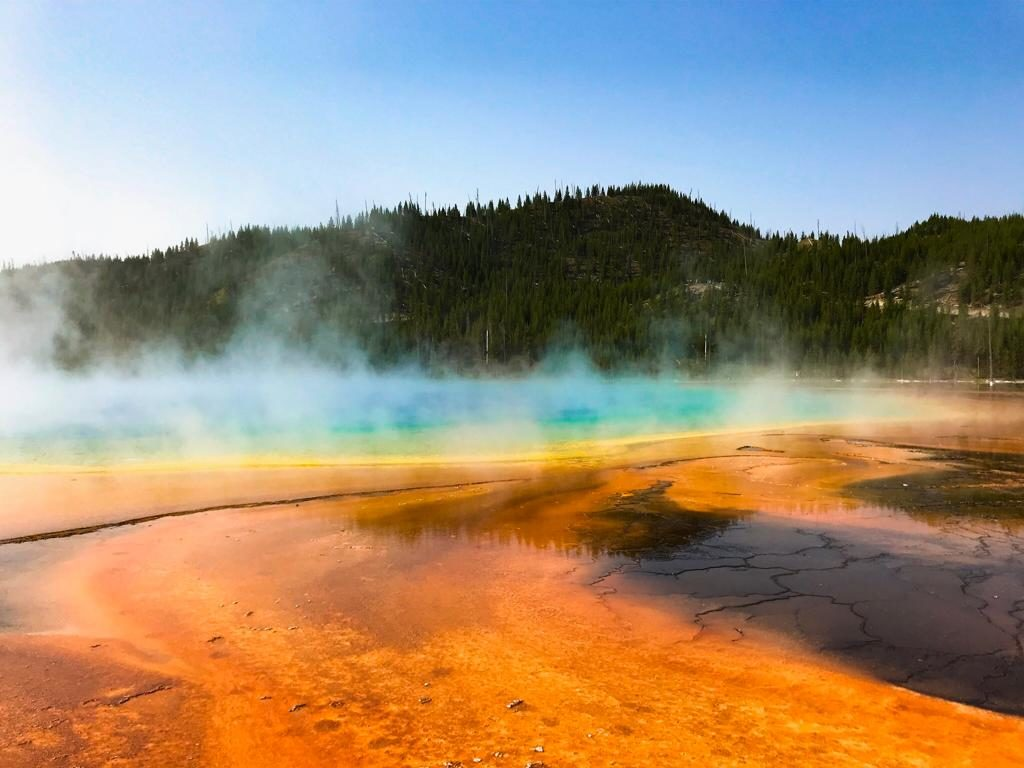 nationalpark, yellowstone, travel guide