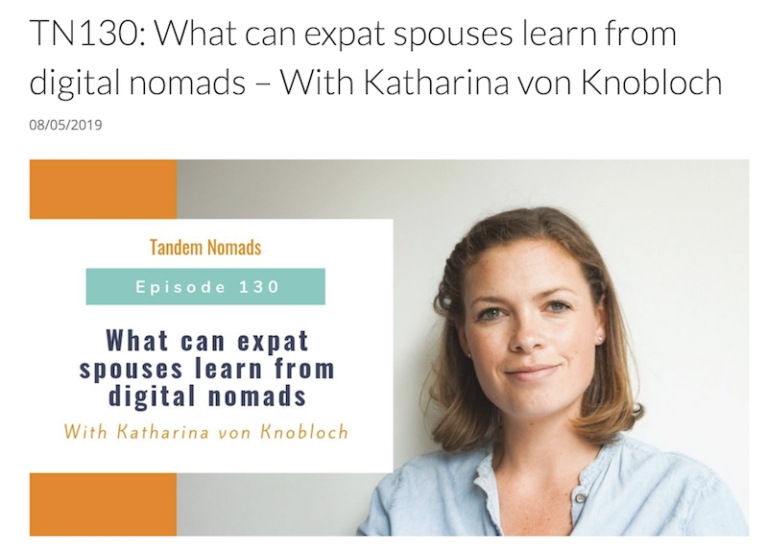 tandemnomads, sharethelove, digital nomads, podcast
