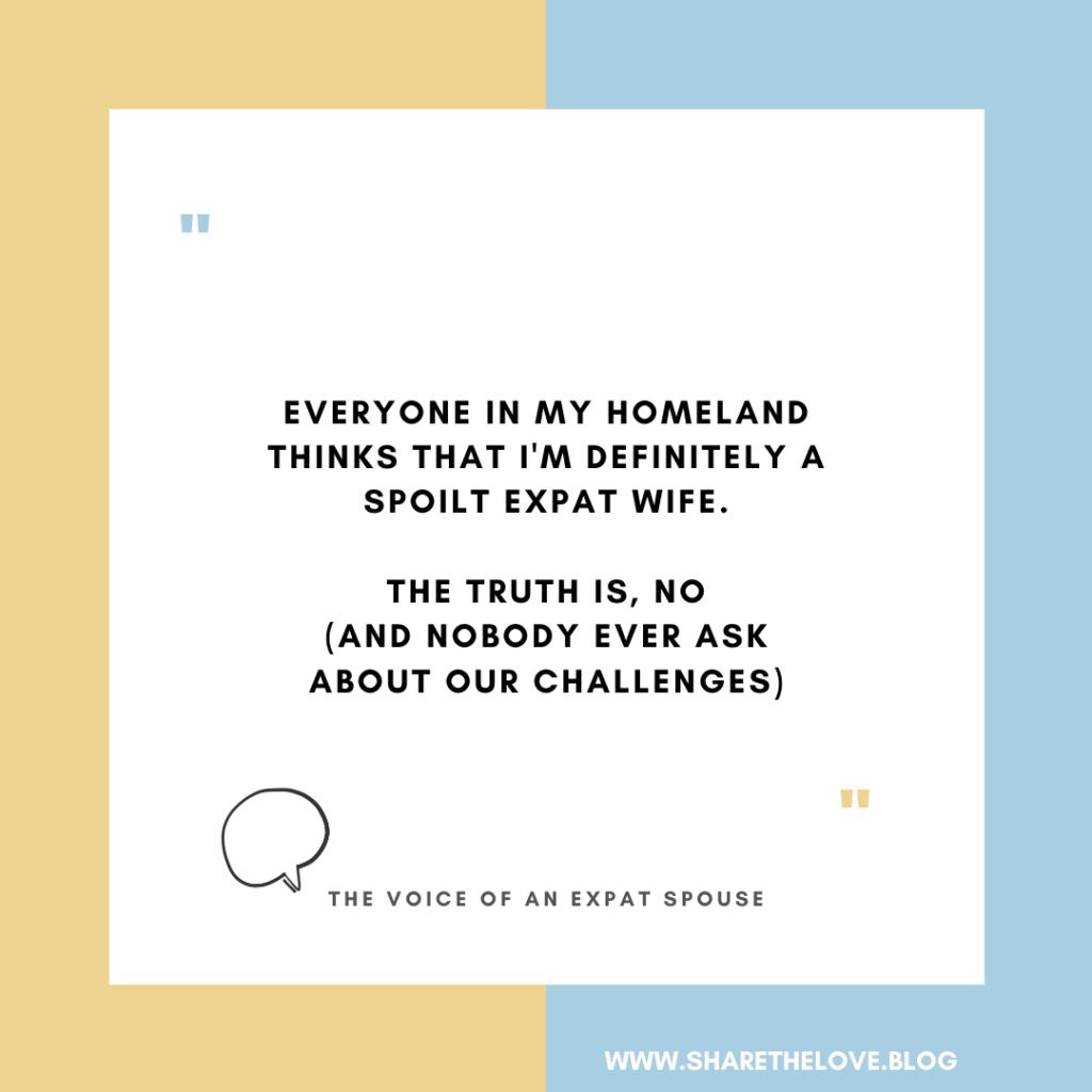 expat, life abroad, quote, expat partner, expat spouse