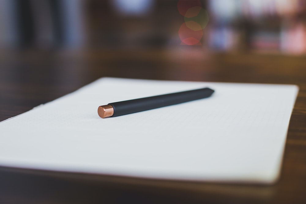 journaling, career vision
