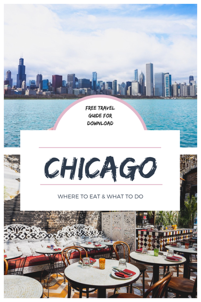 chicago recommendations