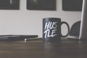 side hustle, entrepreneur