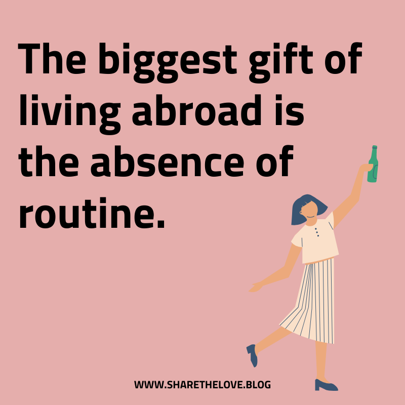 expat, living abroad