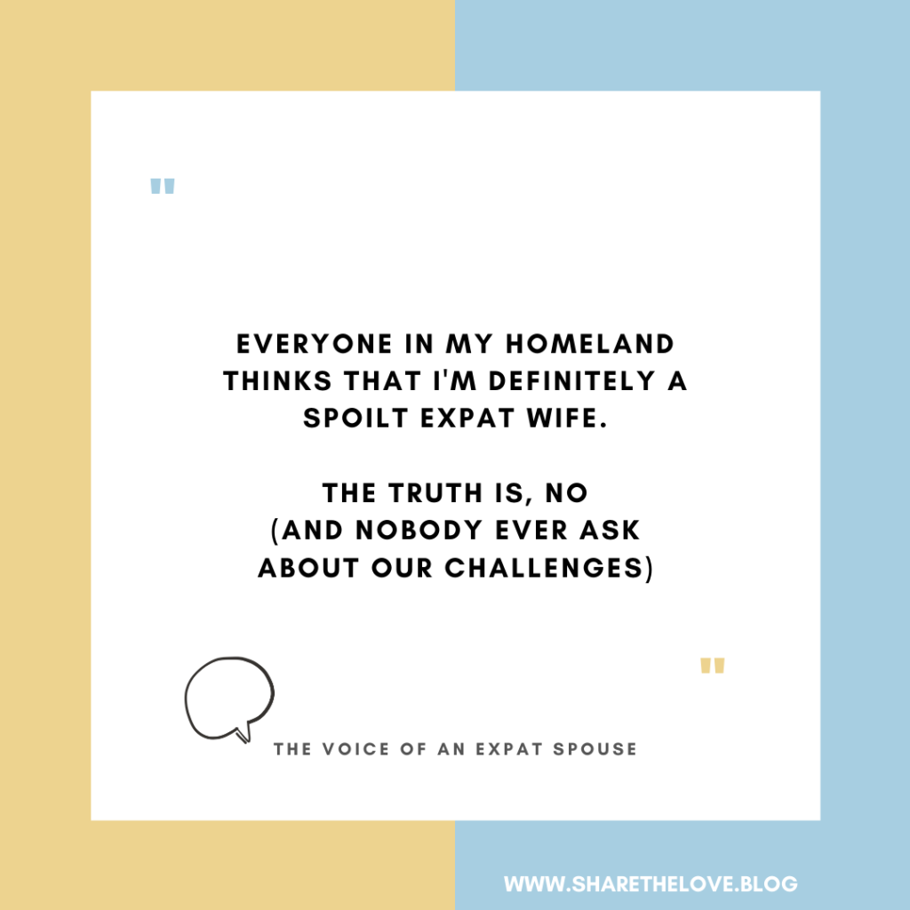 expat, life abroad, quote, expat partner, expat spouse