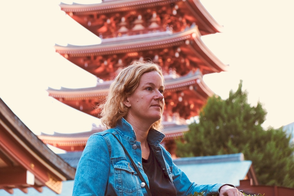 Japan, Anrea, role model, expat, story, sharethelove, goethe, goethe institut