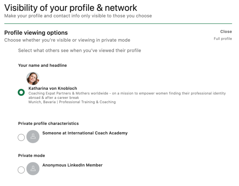 linkedin, CV, networking, job hunt, expat, expat partner, expat partner career support