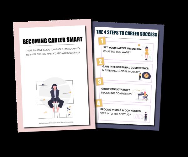 career smart, workbook, ebook